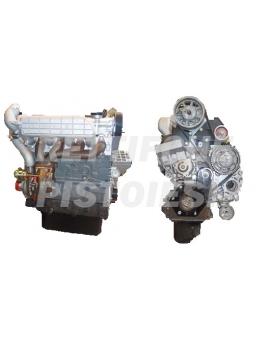 Fiat Ducato 2500 TDI komplett neu überholt Motor 814047