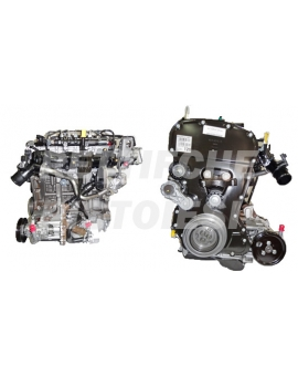 Peugeot 2200 DCI Duratork komplett neu überholt Motor 4HU 4HV P22DTE