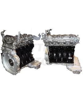 Mercedes 2200 DCI Teiluberholt Motor 651