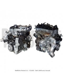 Mercedes 2200 DCI Teilueberholt Motor komplett 651960