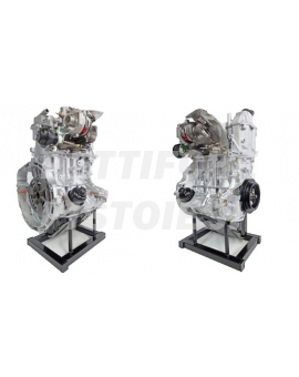 Smart 600 Benzin Teilüberholt Motor mit neu Turbo 13