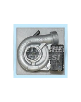 Mercedes PKW (Alle Turbolader)