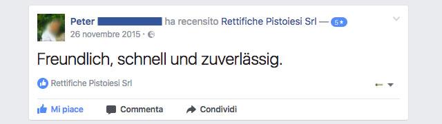 Bewertungen Facebook